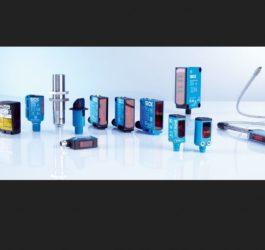 gamme capteur photoelectrique sick